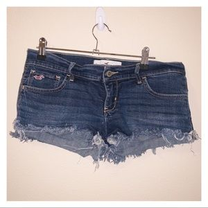 OFFERS? NWOT Hollister Low Rise Shorts